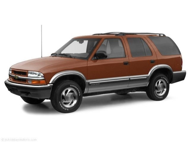 2000 Chevrolet Blazer LS LS