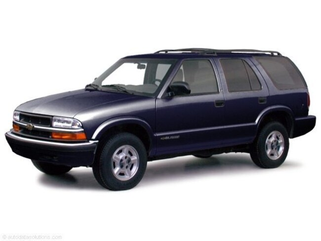 Used 2000 Chevrolet Blazer For Sale At Rapids Ford Lincoln Llc Vin