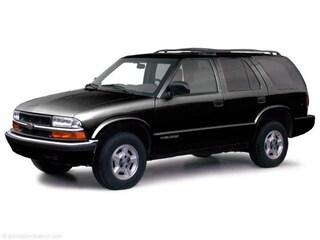 2000 Chevrolet Blazer Sport Utility