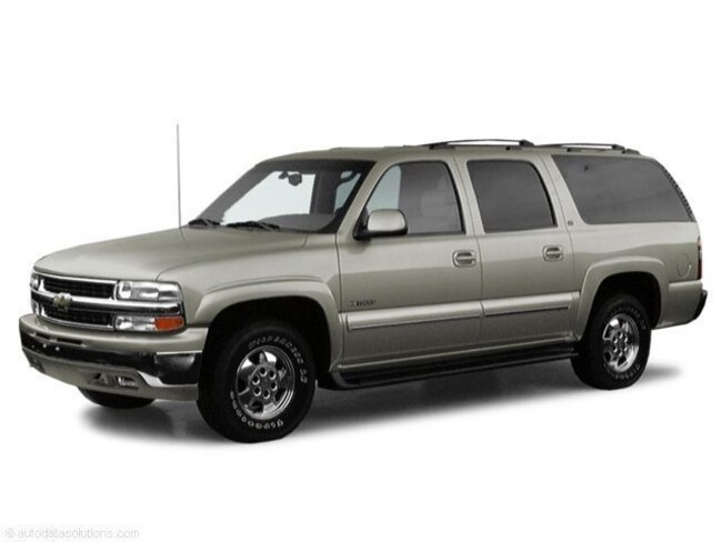 2000 Chevrolet Suburban 1500 SUV