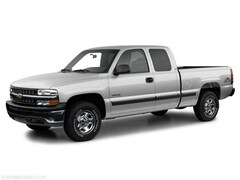 2000 Chevrolet Silverado 1500 Work  Extended Cab 4x2 Truck