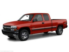 Used 2000 Chevrolet Silverado 1500 Truck Extended Cab