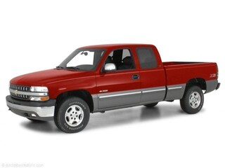 Bargain Used Cars  2000 Chevrolet Silverado 1500 Base Truck Extended Cab For Sale in Mount Carmel