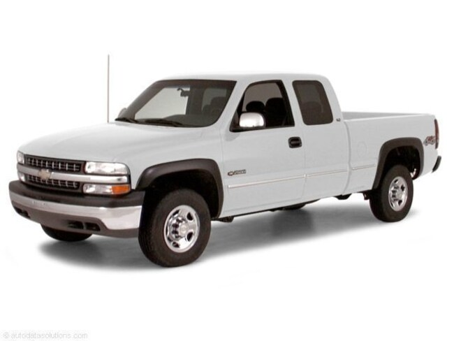Used 2000 Chevrolet Silverado 2500 LT Truck Extended Cab for sale in Burlington NC