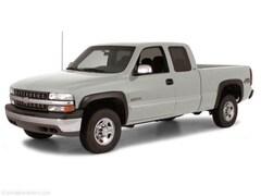 2000 Chevrolet Silverado 2500 LS HD  Ext Cab 157.5 WB C6P 4WD LS