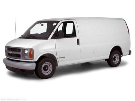 2000 Chevrolet Express Van G1500 Cargo Van