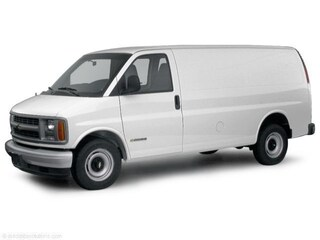 Used 2000 Chevrolet Express 2500 135 WB Full-size Cargo Van Grants Pass, OR