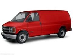 2000 Chevrolet Express Cargo Van 2500 135 WB