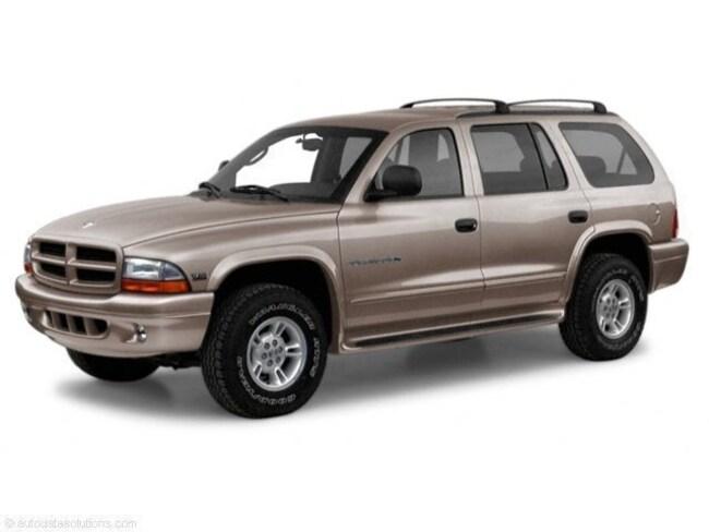 Used 2000 Dodge Durango SLT SUV in Savannah, GA
