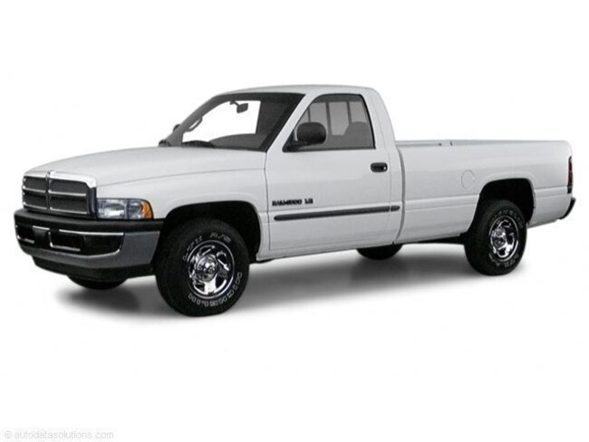 2000 Dodge Ram 1500 Base Cab/Chassis Bed Regular Cab Truck