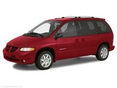2000 Dodge Caravan Van Passenger Van