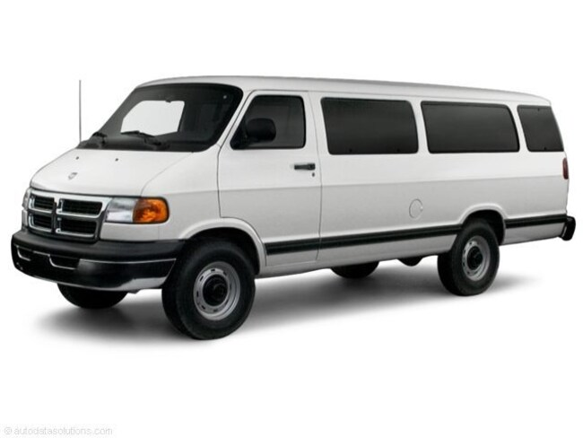 2000 Dodge Ram Wagon B350 3500 127 WB MAXI