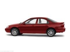 2000 Ford Contour SE Sedan