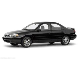 2000 Ford Contour Sedan