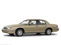 2000 Ford Crown Victoria LX LX  Sedan