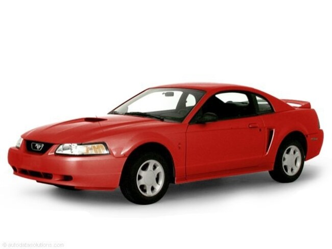 2000 Ford Mustang Nice CAR FOR THE Money Coupe