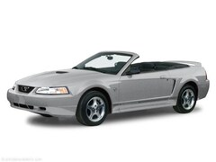 2000 Ford Mustang Base Convertible