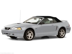 2000 Ford Mustang 2dr Convertible GT Convertible