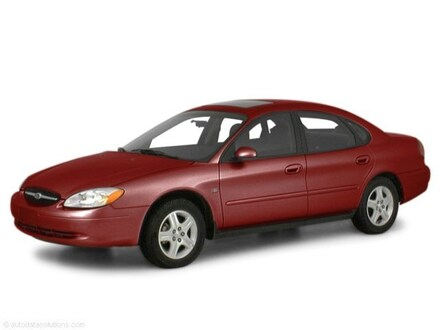 2000 Ford Taurus SEL Sedan