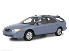 2000 Ford Taurus SE Wagon