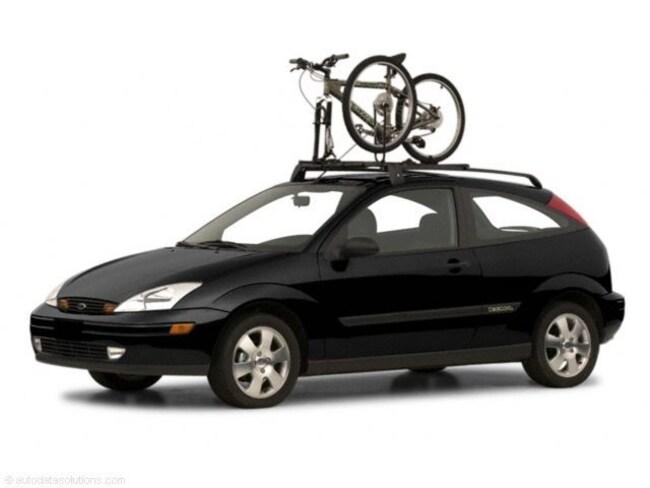 2000 Ford Focus ZX3 Hatchback