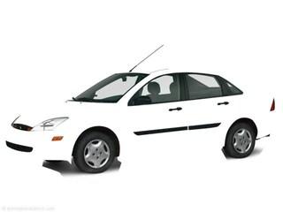 2000 Ford Focus LX Sedan