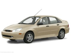 2000 Ford Focus SE Sedan