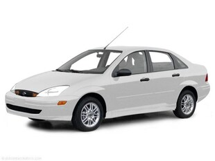 2000 Ford Focus ZTS 4dr Car