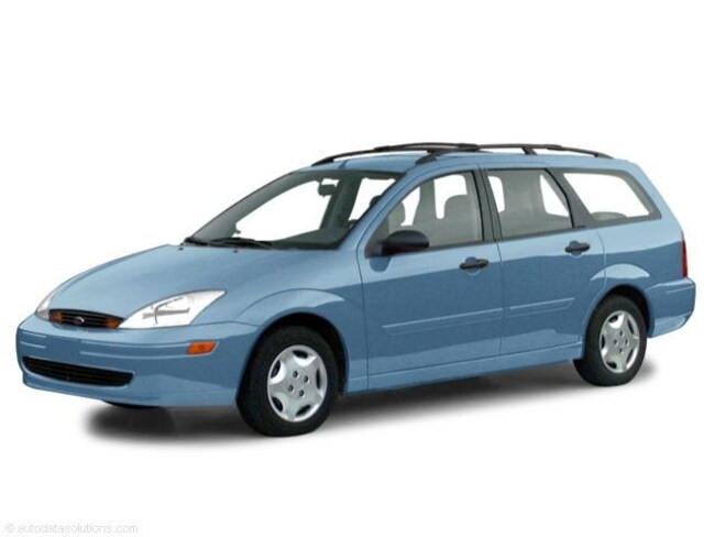 2000 Ford Focus SE Wagon