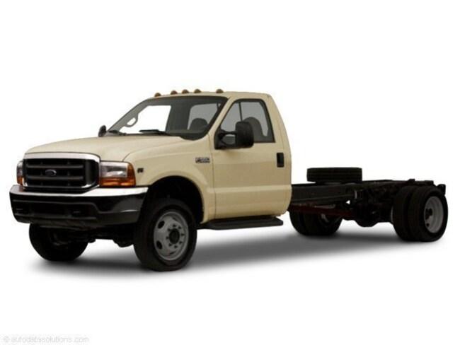 2000 Ford F550 XL Diesel 7.3 4x4 Mason Dump