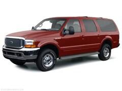 2000 Ford Excursion Sport Utility 4D 7.3 Diesel SUV