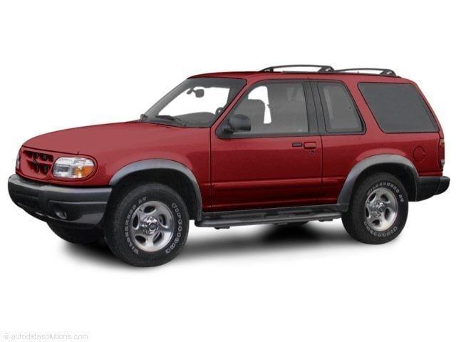 2000 Ford Explorer XLT Sport Utility