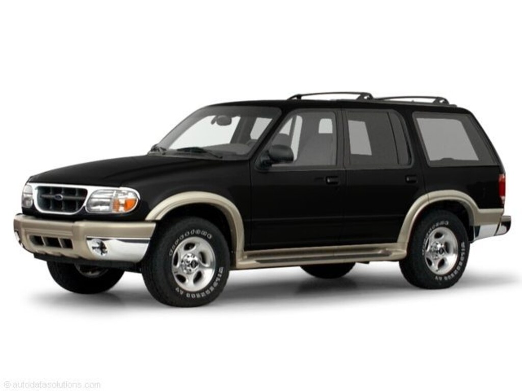 Used 2000 Ford Explorer For Sale at Ames Ford Lincoln   VIN