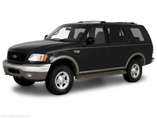 2000 Ford Expedition Eddie Bauer 119 WB 4WD