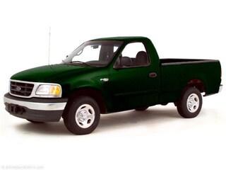 2000 Ford F-150 XLT Truck Regular Cab