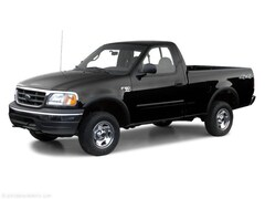 2000 Ford F-150 XLT Truck