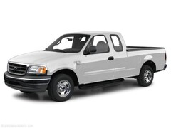 2000 Ford F-150 Supercab 139 XLT Extended Cab Pickup