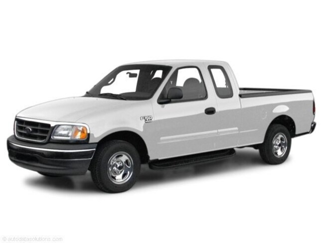 Used 2000 Ford F-150 Truck Super Cab For Sale in Pueblo, CO