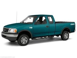 2000 Ford F-150 XLT Truck