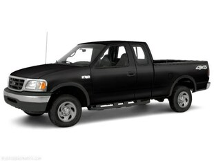 2000 Ford F-150 Supercab 139 4WD XLT Extended Cab Pickup