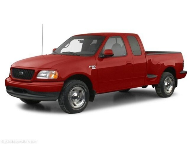 2000 Ford F150 4WD XLT Full Size Truck