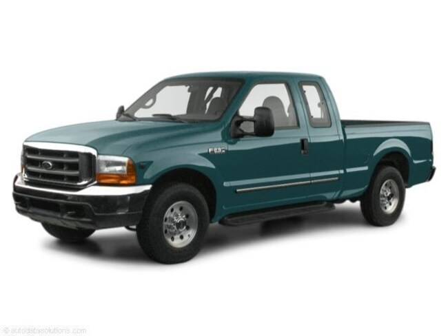 2000 Ford Super Duty F250 XLT Extended Cab