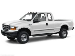 2000 Ford Super Duty F-350 SRW Supercab 142 XL 4WD Extended Cab Pickup