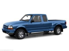 2000 Ford Ranger Extended Cab Short Bed Truck