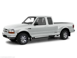 2000 Ford Ranger XL Truck Super Cab
