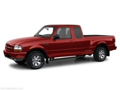 Used 2000 Ford Ranger Truck Super Cab Anchorage, AK