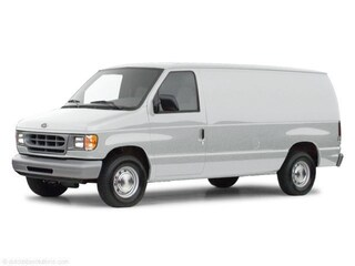 2000 Ford Econoline Cargo Van XL Wagon