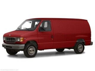 2000 Ford Econoline Cargo Van Econoline