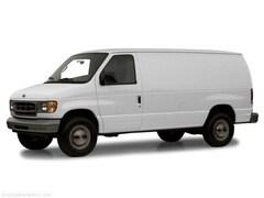 2000 Ford E-250 Commercial Cargo Van