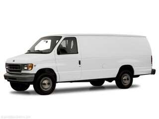 2000 Ford E-350 Super Duty Wagon Extended Wagon